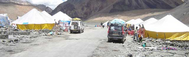 Adventure Journey between Manali to Leh - unique adventure, experience, tours, travel, packages, plans, itinerary