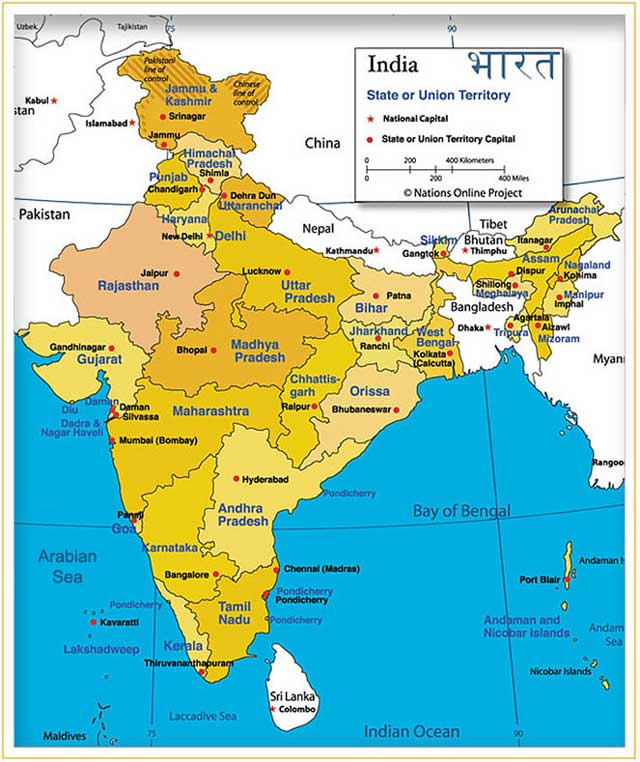 Map of India - Tourist Destinations in India, monuments, wildlife, tours, travel, tourist, guide, attraction, places, tourism, in India, tourist guide attraction, destinations in india, tourism in india, monuments wildlife tours, india monuments wildlife, the seventh largest, seventh largest country, most populous country, the indian subcontinent, top destinations monuments, monuments in south, second most populous, maldives wildlife tours, the river indus, states of india